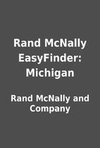 Rand McNally EasyFinder: Michigan by Rand…