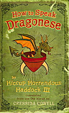 How to Speak Dragonese (Hiccup) by Cressida…