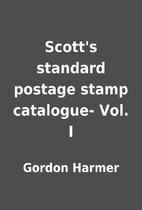 Scott's standard postage stamp catalogue-…