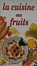 La cuisine aux fruits by Hachet