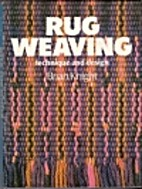 Rug Weaving Technique by Brian Knight