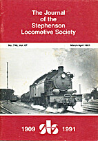 Journal of the Stephenson Locomotive Society…