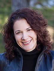 Author photo. Ansha Kotyk