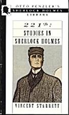 221 B: Studies in Sherlock Holmes (Otto…