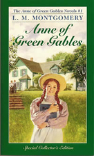 Anne of Green Gables by Lucy Maude…