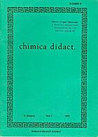 chimica didact., 2. Jhg. (1976)