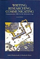 Writing, Researching, Communicating:…