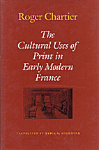 The Cultural Uses of Print in Early Modern…