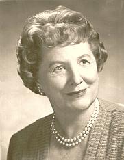 Author photo. Mildred Allen Butler