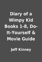Diary of a Wimpy Kid Books 1-8,…