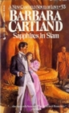 Sapphires in Siam by Barbara Cartland