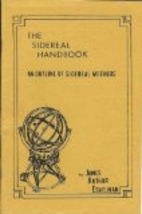 The Sidereal Handbook: An Outline of…