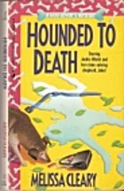 Hounded to Death by Melissa Cleary