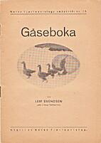 Gåseboka by Leif Svendsen