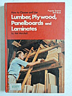 Lumber, Plywood, PanelBoards and Laminates…