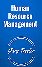 Human Resource Management by Gary Deeler
