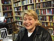 Author photo. photo taken by Lesa Holstine 2/19/08