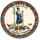Constitution of Virginia, The: 1971 by…