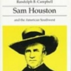 sam houston and the american southwest Get this from a library sam houston and the american southwest [randolph b campbell oscar handlin.