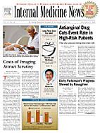 Internal medicine news