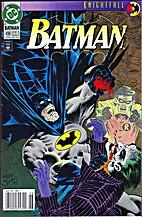 Batman #496 by Doug Moench