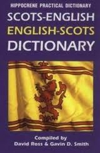 Scots-English English-Scots Dictionary by…