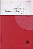 Bulletin of Portuguese/Japanese Studies by…