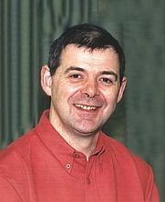 Author photo. Myrddin ap Dafydd yn 2007.