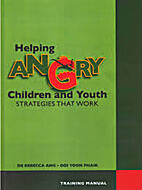Helping Angry Children and Youth: Strategies…