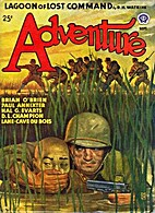 Adventure, September 1943 by Ken White