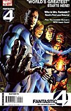 Fantastic Four [1961] #554 by Mark Millar