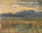 Nature into art : English landscape…