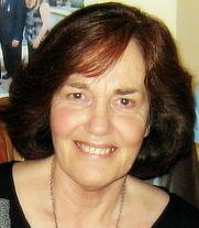 Author photo. Carol Preston