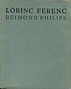 Lörinc Ferenc een oratorium uit Hongarije…