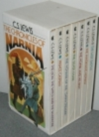 The Chronicles of Narnia Set by C. S. Lewis