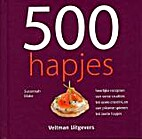 500 Appetizers: The Only Appetizer Cookbook…
