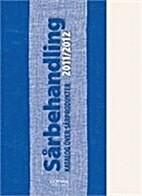 Sårbehandling 2011/2012 : katalog…