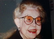 Author photo. Felicia Ames AKA Jean Burden