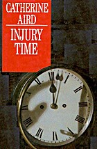 Injury Time by Catherine Aird