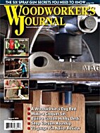 Woodworker's Journal August 2014 by Joanna…