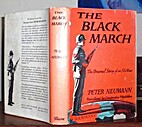 The black march; the personal story of an SS…