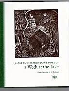 A Week at the Lake by Siri Beckman