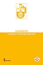 Algemeen verbintenissenrecht by Vlaamse…