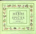 A Book of Herbs and Spices: Recipes,…