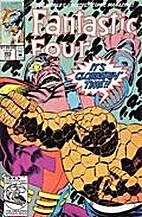 Fantastic Four [1961] #365 by Tom DeFalco