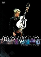 David Bowie - A Reality Tour by David Bowie