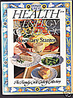 Health and Energy Cookbook by Rosemary…
