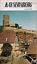 Kaysersberg by Lucien Sittler