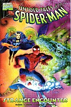 Untold Tales of Spider-Man Strange Encounter…