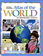 Atlas of the World - For Intermediate…